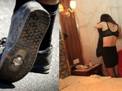 Omg Lawyer Filming Upskirt Videos With Spy Cam In Shoes
