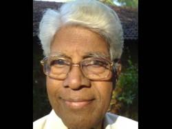 Pampa Award Kannada Poet Dr Ba Sanadi