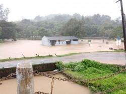 Monsoon Rains Lash Kodagu Holiday For Schools