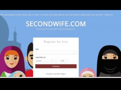 A Dating Website To Hire Second Wife Britain