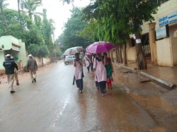 Conditions Favourable For Onset Sw Monsoon In Kerala
