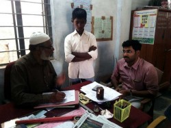 Koppal Zp Ceo Rescued Child Labour Admitted To School