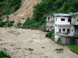 Dead As Heavy Rain Lashes Uttarakhand