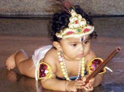 Sri Krishna Fancy Dress Event On August 24th