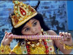 News In Pics Krishna Janmashthami Celebrations Across India