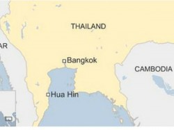 Thailand Hua Hin Resort Hit Twin Bomb Blasts