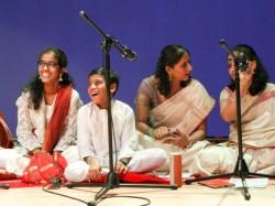 Mesmerizing Music Dance At Singara Sammelana