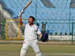 Ranji Trophy Gujarat Batsman Samit Gohel Creates World Record