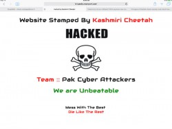 Mess With Best Die Like The Rest Hackers Say On Websites