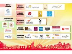 Singara Sammelana Singapore Big Thanks All Sponsors