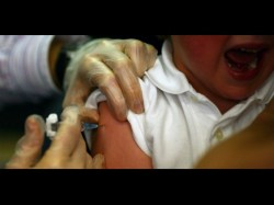 Feb 7 To 28 The Hole State Measles And Rubella Vaccine To Children