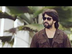 Actor Yash On Entry Into Politics Farmers Support Chitradurga