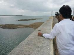 Krishnaraja Sagar Dam And The Kabini Reservoir Have Dropped Drastically