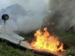 Aircraft Crashes Into Riverside County Houses Kills