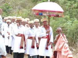 Chinnatappa Fest In Kodagu Ayyangeri Krishna Temple