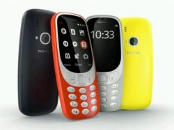 Nokia 3310 Makes Comeback With 22 Hours Battery