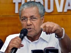 Goons Has To Sent Jail Within 30 Days Pinarayi Vijayan