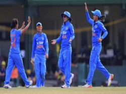 India Beat Pakistan In The Final Match Of Icc Women S World Cup Qualifier