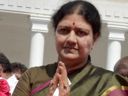 Plea Seeking Shift Sasikala A Tumakuru Jail Rejected