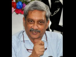 Manohar Parrikar Resigns As Defence Minister