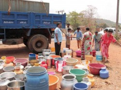 Scarcity Of Water In Mangaluru Demand For Water Tanker Is Now High