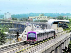 South Bengaluru Metro Will Start Trial Run Soon