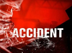 Dead 1 Injured After Collision Between Lorry And Bike At Sindhanur Raichur