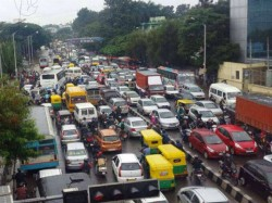 Bbmp Plans Elevated Corridor In Koramangala To Ease Traffic Jams