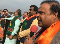 How Bjp S Poster Boy In Ne India Himanta Biswa Sarma Is Managing Manipur S Muddle