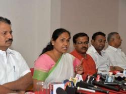 Karnataka Chief Minister Is Misusing His Power Shobha Karandlaje
