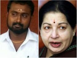 Jayalalithaa S Self Proclaimed Son To Be Jailed
