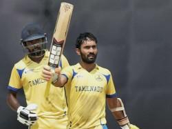 Dinesh Karthik Slams Ton As Tamil Nadu Beat India Blue To Lift Deodhar Trophy