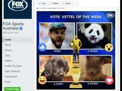 Shameful Australian Media Compares Virat Kohli With Animals Racial Attack