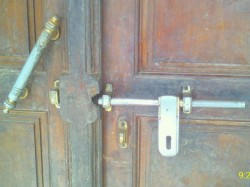 Udupi Theft In Herur Durgambika Temple