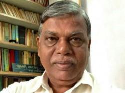 Famous Kannada Shayari Writer Prof Itagi Eranna Passes Away