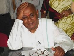 Jds Supremo Devegowda Statement On Newly Elected Up Cm