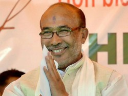 Biren Singh To Take Floor Test In Manipur Assembly Today