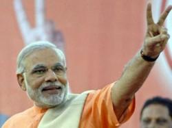 Pm Modi Wave Bjp Heading Towards Landslide Victory In Uttar Pradesh
