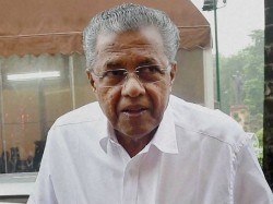 Rss Leader Announces Rs 1 Crore Reward On Kerala Cm Pinarayi Head