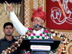 I Am Not Interested In President Post Mohan Bhagwat