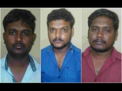 Four Arrested Who Theft When They Come To Count The God S Money