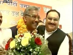 Modi Amit Shah Will Attend Uttarakhand Cm Trivendra Singh Swearing Ceremony
