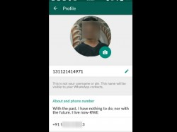How To Update Use Whatsapp Text Status Feature Now