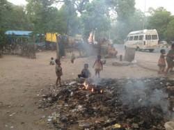 Penalty For Burning Garbage In Bengaluru