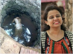 Married Woman Dead Body Found Well Seems Too Be Suicide