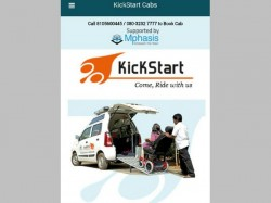 How To Use Kickstart Cabs New Ray Of Hope For Physically Disables