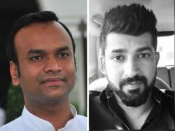 Twitter War Between Pratap Simha And Priyank Kharge