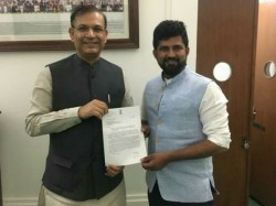 Pratap Simha Urged Minister To Start Flight Service To Mysuru