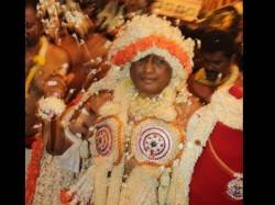 Annual Bengaluru Karaga Kicks Off On Midnight Of Apr