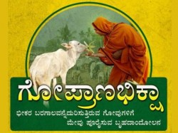 U Too Can Donate To Save Cow